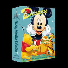 New Rare A Deck Poker Cartoon Waly Disney Collection playing card of 54pcs cards