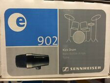 Sennheiser E902 Cardioid Kick Drum and Bass Microphone *NEW*