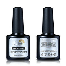 Ukiyo no limpie Capa Superior Capa Base Soak Off UV Gel Nail Polish gelpolish 10ml