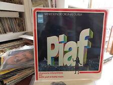 Bande sonore du film Piaf - chansons de Piaf et betty Mars - pathé C 064-15308