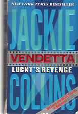 Complete Set Series Lot of 9 Lucky Santangelo Books by Jackie Collins (Fiction)