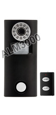 Motion Alarm DVR Camera W/ Solar Panel + Night Vision + Recording + 130db Siren