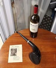 ANTIQUE EAR TRUMPET HORN HEARING AID DEVICE stethoscope art deco bakelit