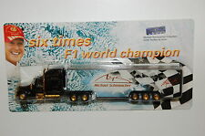 Werbetruck-michael schumacher Collection-f1 wintertruck - 1:87 - 3