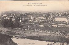 CAHORS 2056 les nouveaux boulevards photo païta écrite 1917