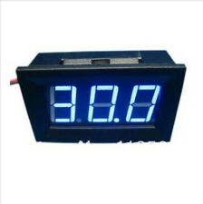 Mini 3.0-30VDC Digital Voltage Panel Meter DC 3.0V to 30V Blue LED Digital Voltm
