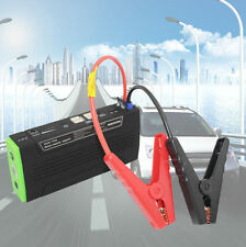 68800mAh Vehicle Car Jump Starter Booster 4USB Power Bank Charger UK Standard