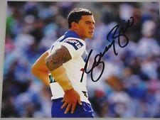 SONNY BILL WILLIAMS Hand Signed 8'x10' Photo 5