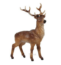 FREE SHIPPING | Papo 53008 Stag Deer Buck Model Animal Figurine - New in Package