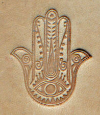 New 2016 Hand Of Fatima Craftool 3-D Stamp Tandy Leather 8590-00
