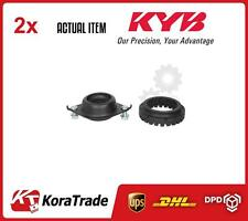 2 x REAR KYB SHOCK ABSORBER TOP MOUNT CUSHION SET KYBSM5214