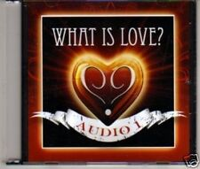 (I938) Audio 1, What is Love? - DJ CD