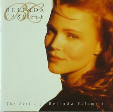 CD - Belinda Carlisle - The Best Of Belinda Volume 1 - #A3117