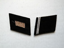 WW2 German Elite Sturmmann (Pvt. 1st Class) Collar Tabs