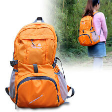 Folding Multi-function Outdoor Sports Fishing Hiking Bag Back Pack Shoulder Bag