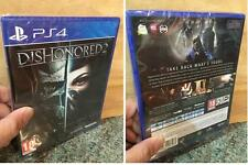 Dishonored 2 (PS4) - Brand New Sealed