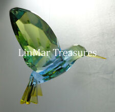 Crystal Expressions Hummingbird Sun Catcher Ornament By Ganz Light Blue N Green