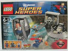 LEGO 76009 DC Universe Superman Black Zero Escape -  168 pc set - Ages 6-12 yrs