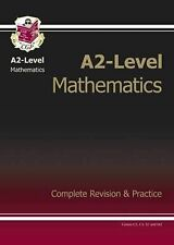 A2-level Maths Revision Guide by CGP Books (Paperback, 2011)