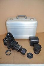 Mamiya RB67 Medium Format Camera with Sekor 360mm F/6.3 & 65mm F/4.5 Lenses