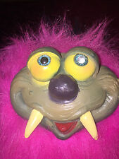Super Rare Los Temblors Macrobio Mexican Plush My Pet Monster Working Fast Ship