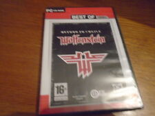 POUR PC RETURN TO CASTLE WOLFENSTEIN