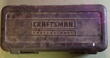 Plastic Tool Box Case For Craftsman Reciprocating Saw 900.275020 (case only)
