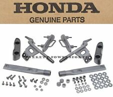 New Genuine Honda Saddlebag Support Brackets Mount Hardware 2012 NC700X #L172