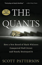 The Quants By Patterson, Scott | New (Trade Paper) BOOK | 9780307453389
