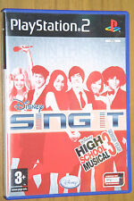 DISNEY SING IT: High SCHOOL MUSICAL 3: ultimo anno