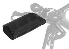 SCICON AERO BAR EXTENSION PADDED PROTECTORS : BLACK