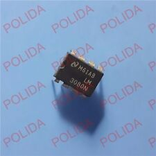 10PCS OP Transconductance AMP IC NSC DIP-8 LM3080N