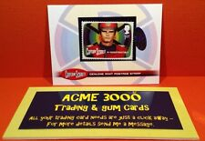 Gerry Anderson Captain Scarlet- Unstoppable Cards - Postage Stamp Card PS1
