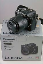 Panasonic Lumix DMC-G3K Digital Camera w/ Panasonic 14-42mm Lens