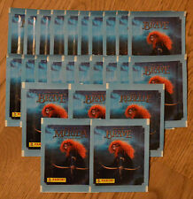 Disney Pixar Panini *Merida Legende der Highlands* 25 Tüten 125 Sticker Display