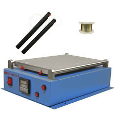 "LCD Separator 14"" Screen Repair Machine Built-in Vacuum Air Pump for Phone iPad"