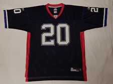 BUFFALO BILLS #20 DONTE WHITNER NFL FOOTBALL JERSEY REEBOK  ADULT SZ XL NOT WORN