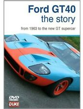 Ford gt40: The Story from 1963 to the New GT Supercar (2012, DVD NEUF (RÉGION 1)