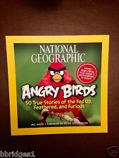 Angry Birds 50 True Stories of the Fed Up, Feathered, & Furious -  Mel White NEW