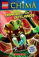 LEGO Legends of Chima: Danger in the Outlands Chapter Book #5