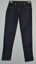 Roberto Cavalli Girls Dark Denim Straight Leg Jeggings Size: 10 (154cm) - NWT