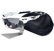 Oakley OO 9181-20 POLARIZED RADARLOCK PATH Matte White Grey VR28 Sunglasses