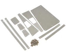XTA-XS-59487SV Xtra Speed D90/D110 Diamond Plate Body Accessory Set