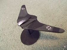 Built 1/144: German HORTEN IX Prototype Flying Wing Fighter Aircraft