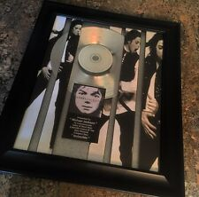 Michael Jackson Invincible Platinum Record Album Disc Music Award Grammy RIAA
