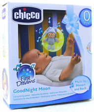 Chicco Musical Nightlight Goodnight Moon (Blue) ** GREAT GIFT **