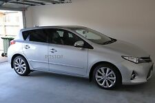 Toyota AURIS Corolla Altis 2013-2014+ door body moulding side chrome molding