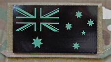 Australian IR Flag Patch Task Force 66 SOTG SASR 2 Commando Infrared Flag Patch