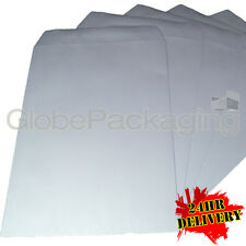 2000 x C5/A5 PLAIN WHITE SELF SEAL ENVELOPES 90gsm