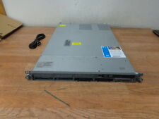 HP PROLIANT DL360 G5 Server 2xXeon Dual Core w/3 Ghz 8 GB Ram CDRW DVDROM Combo